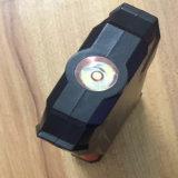 Banco portátil da potência do USB do carregador ao ar livre relativo à promoção 3 dos presentes com lanterna elétrica