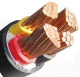 Cabo distribuidor de corrente de cobre Flame-Retardant Sheathed PVC isolado PVC de Sta do Zero-Halogênio