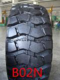 Radial outre du pneu de route, utilisé pour l'exploitation, construction, chargeurs industriels