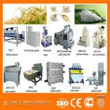 18-300t/D米製粉の機械装置、完全な米製造所機械
