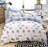 Quality&Priceの競争の100%年の綿の美しい寝具セット