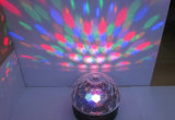 Mini portable Ball Speaker Loudspeaker con LED Light (STD-MQ01)