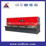 Do feixe hidráulico do balanço da série de QC12y máquina de corte