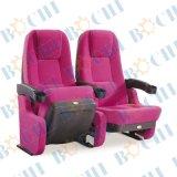 직물 덮개를 가진 접히는 영화관 의자