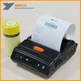 Printing Sticker Barcode, Label Paper, Receipt 및 Invoice를 위한 Portable Printer