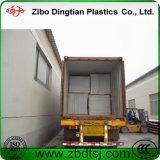 Tarjetas de alta densidad de la espuma del PVC del blanco para la aplicación al aire libre de los muebles