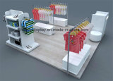 Children Garment Display Rack Kiosk