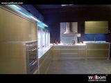 Welbom 도매 부엌 가구 현대 벽 부엌 찬장 디자인