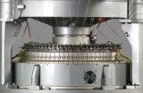 コンピュータ化されたジャカード円の編む機械