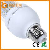 A lâmpada 3W 5W 7W 9W 12W 18W 24W do milho do diodo emissor de luz da forma de E27 U dirige a ampola do milho do diodo emissor de luz da iluminação