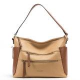 Le plus nouveau sac à main de Madame Fashion PU de tirette en métal 2016 (C71073-1)