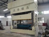 Machine profonde de presse hydraulique d'attraction presse hydraulique de 1000 tonnes