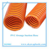 PVC Orange Suction Hose para Industry y Agriculture