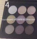 Mc de venda quente 9 cores Waterproof e paleta duradouro da sombra de olho da paleta da sombra