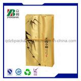 Sachets à thé sous emballage souple de qualité chaude de vente