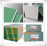 Placa de gipsita impermeável para o interior do baixo preço de Shandong Linyi
