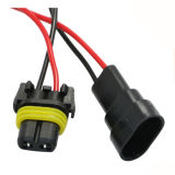 Adaptador 9006 H8 H11 H7 H4 de la iluminación de la lámpara de la niebla del coche