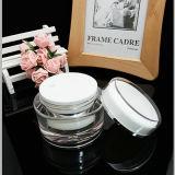 опарникы цилиндра 50g 30g пластичные косметические Cream с крышками (NST15)