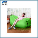 Saco de ar inflável do sono do sofá preguiçoso da sala de estar do ar