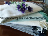 ふさが付いている編まれたヘリンボン純粋な綿の投球