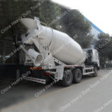 Sinotruk HOWO 상표 6X4 유형 구체 믹서 트럭
