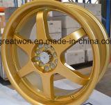 17inch美しいBorbetのレプリカの合金の車輪