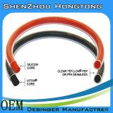 PTFE Met een laag bedekte O-ring, het BinnenRubber van de Kern NBR