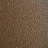 Couro macio de Leatherpvc do carro dos sacos de couro de sapatas do couro artificial da fábrica Z063PVC da certificação do GV