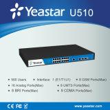Yeastar U510 Suport 500 Kanäle IP PBX der Extensions-E1/T1/J1