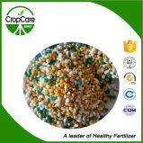 Удобрение 20-20-15 смеси NPK 16-16-8 высокого качества зернистое