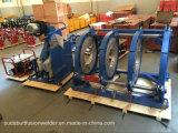ISO, Ce, certificação do GV com equipamento de soldadura hidráulico do HDPE (315-630mm)
