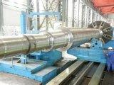 発電機の回転子を造る造られた発電機の回転子発電機の回転子