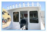 Алюминиевая шлюпка для шлюпки кабины уклада жизни отдыха 25FT