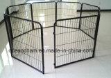 Haustier-Hundeplaypen-Welpen-Übungs-Zaun-Hundehütte-Durchlauf-Einschließungs-Rahmen