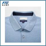 T-shirt de polo de vente en gros de chemise de polo de coton de mode