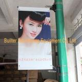 Publicidad al aire libre calle Polo Display Banner (BT-SB-007)