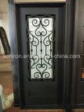 販売のための一義的な出入口の錬鉄の機密保護の倍デザイン