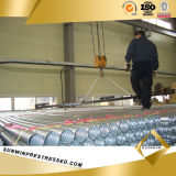 Corrugated Duct Making를 위한 직류 전기를 통한 Steel Band