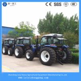 最もよい価格140HP/155HP 4WDのための多機能の農業の農場トラクター