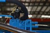Hydraulische Scherende Van certificatie Ce van de Straal Shear/ISO9001 van de Schommeling van /Hydraulic van de Machine (QC12k 8*3200) Scherpe Machine