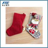 Calzini del regalo della calza di natale di alta qualità