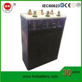Batería 1.2V Ni-Fe de hierro y níquel recargable