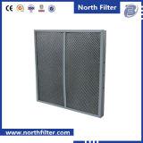 Aluminiumrahmen-Klimaanlagen-Metallineinander greifen-Panel-Filter-Luftfilter