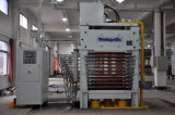 Heißes Press Machine für Plywood/Particleboard/Coreboard