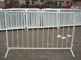 Barriera del pedone di controllo di folla