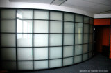 Partition de cristal Walls para Office, salón de muestras