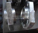 China Supplier Direct Factory Liga de aço Steel Square Tube Flange