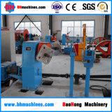 6+12+18+24/500 máquina de encalladura rígida del marco para el alambre de cobre y el cable