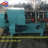 Linha de produção de papel semiautomática do cone