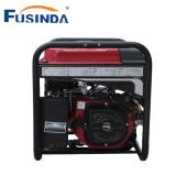 熱い販売100%の銅線3.2/4.0/5.0/6.0kw携帯用力産業ガソリン発電機